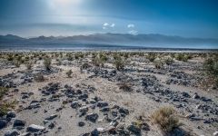 Mormon Point - Death Valley NP