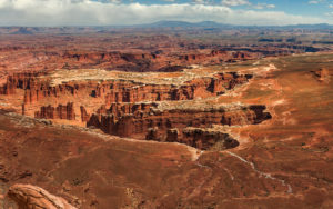 Grand View Overlook - Canyonlands NP