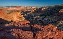 Goosnecks Overlook - Capitol Reef NP