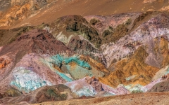 Artists Palette - Death Valley NP