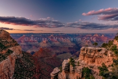 Ultime luci - Grand Canyon NP