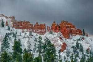 Red Canyon near Bryce NP