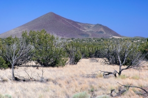 Cratere Strawberry - Sunset Crater Volcano NM