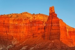 Chimmery Rock - Capitol Reef NP