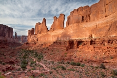 Park Avenue - Arches NP