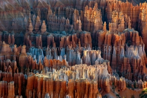 Bryce Point, luci e colori - Bryce Canyon NP