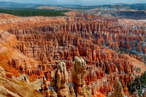 Inspiration Point - Bryce Canyon NP