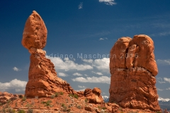 Balanced Rock - Arches NP