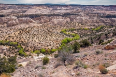 L'evidenza dell'acqua - Grand Staircase NM / Water evidence - Grand Staircase NM